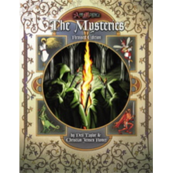 Ars Magica 5th ed: The Mysteries (rev. ed)