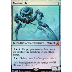 Magic löskort: From the Vault: Lore: Memnarch (Foil)