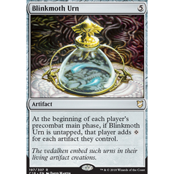 Magic löskort: Commander 2018: Blinkmoth Urn