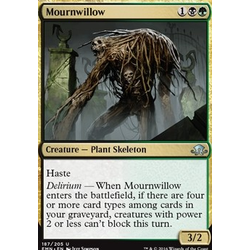 Magic löskort: Eldritch Moon: Mournwillow