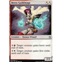 Magic löskort: Commander Anthology: Boros Guildmage