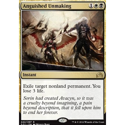 Magic löskort: Shadows over Innistrad: Anguished Unmaking