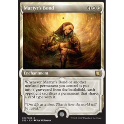 Magic löskort: Signature Spellbook: Gideon: Martyr's Bond