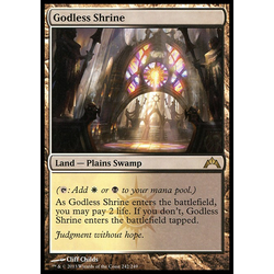 Magic löskort: Gatecrash: Godless Shrine