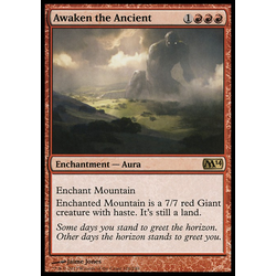 Magic löskort: Magic 2014: Awaken the Ancient