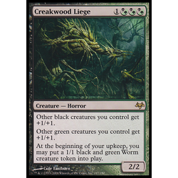 Magic löskort: Eventide Creakwood Liege