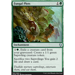 Magic löskort: Dominaria: Fungal Plots