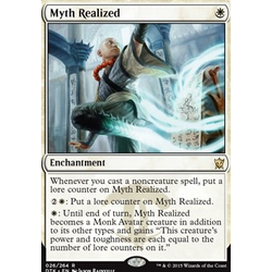 Magic löskort: Dragons of Tarkir: Myth Realized