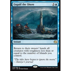 Magic löskort: Duel Decks: Merfolk vs. Goblins: Engulf the Shore