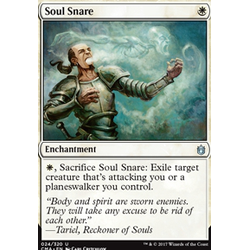 Magic löskort: Commander Anthology: Soul Snare