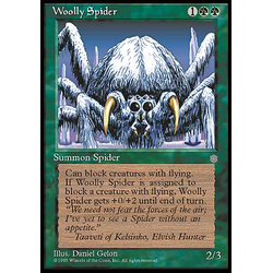 Magic löskort: Ice Age: Woolly Spider