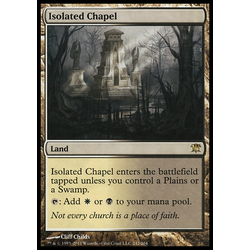 Magic löskort: Innistrad: Isolated Chapel