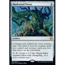 Magic löskort: Kaldheim: Maskwood Nexus