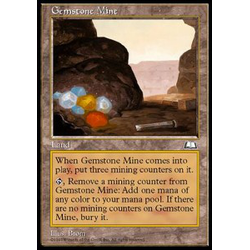Magic löskort: Weatherlight: Gemstone Mine