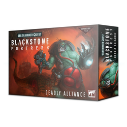 Blackstone Fortress: Deadly Alliance