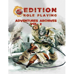 5th Ed Adventures: Archives, Vol.2