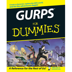 GURPS: For Dummies (Begagnad) )