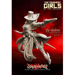 Sisters of Eternal Mercy: The Huntress (Sci-Fi)