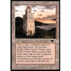 Magic löskort: Antiquities: Urza's Tower (V.4)