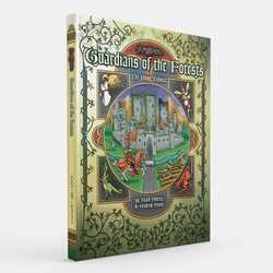 Ars Magica 5th ed: Guardians of the Forest: The Rhine Tribunal