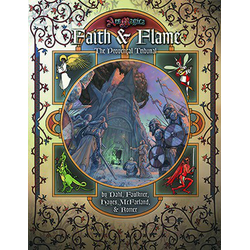 Ars Magica 5th ed: Faith & Flame - The Provençal Tribunal  (hardback)