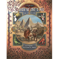 Ars Magica 5th ed: Lands of the Nile