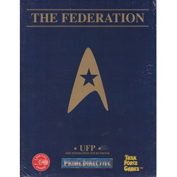 Prime Directive: UFP - The Federation Sourcebook