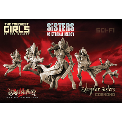 Sisters of Eternal Mercy: Exemplar Sisters - Command Group