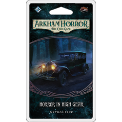 Arkham Horror: The Card Game - Horror in High Gear