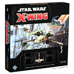 Star Wars X-Wing: Core Set (2nd ed)