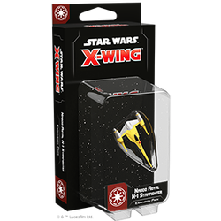 Star Wars X-Wing: Naboo Royal N-1 Starfighter
