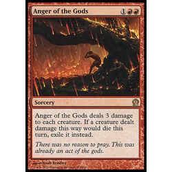 Magic löskort: Theros: Anger of the Gods