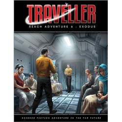 Traveller 4th ed: Exodus (Reach Adventure 6)
