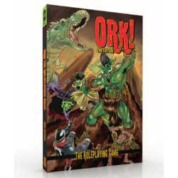 ORK! The Roleplaying Game 2nd Ed