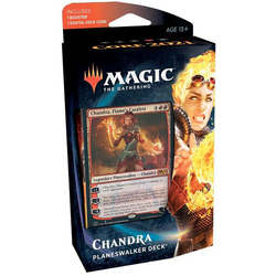 Magic The Gathering: Core 2021 Planeswalker Deck - Chandra (red)