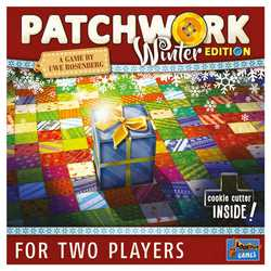 Patchwork Christmas Edition (eng. regler)