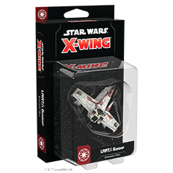 Star Wars X-Wing: LAAT/i Gunship