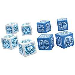 Blue Rose: Dice Set