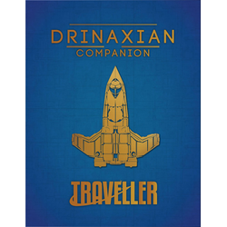 Traveller 4th ed: Drinaxian Companion