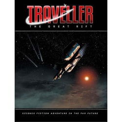 Traveller 4th ed: The Great Rift Box Set