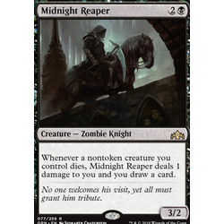 Magic löskort: Guilds of Ravnica: Midnight Reaper