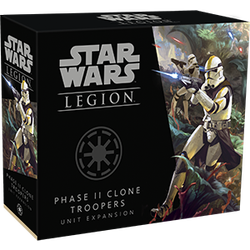 Star Wars: Legion - Phase II Clone Troopers