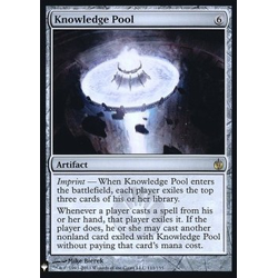 Magic löskort: Mystery Booster: Knowledge Pool (Foil)