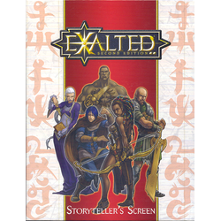 Exalted 2nd Edition: Storyteller's Screen
