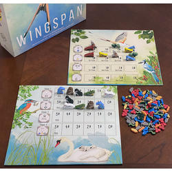 Wingspan: Double-Sided Goal Board