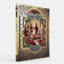 Ars Magica 5th ed: Lords of Men