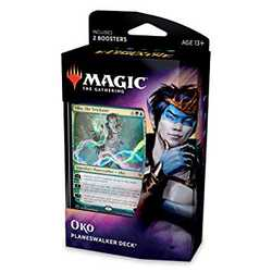 Magic The Gathering: Throne of Eldraine Planeswalker Deck - Oko