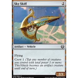 Magic löskort: Kaladesh: Sky Skiff