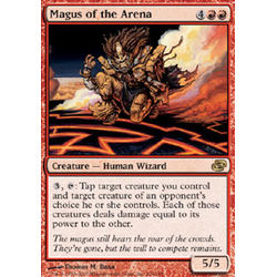 Magic löskort: Planar Chaos: Magus of the Arena