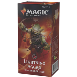 Magic The Gathering: Challenger Deck Lightning Aggro